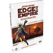 Star Wars Edge of the Empire Core RPG No Disintegrations Expansion Board Game