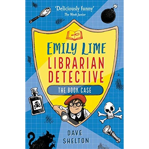 Emily Lime - Librarian Detective The Book Case Paperback / softback 2019