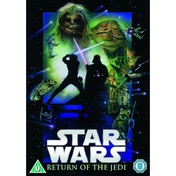 Star Wars: Return Of The Jedi DVD