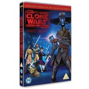 Star Wars Clone Wars Season 2 Vol. 1 DVD
