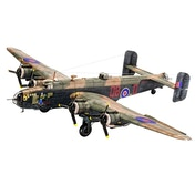 Revell Handley Page Halifax B Mk III Plane Model Kit