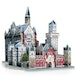 Wrebbit 3D Neuschwanstein Castle Jigsaw Puzzle - 890 Pieces - Image 2