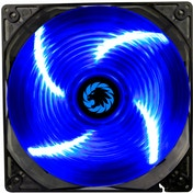 Game Max Sirocco 4 x Blue LED 12cm Cooling Fan