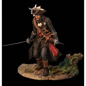 Ex-Display Assassin's Creed IV Black Flag Blackbeard Statue Used - Like New
