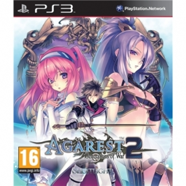 Record of Agarest War 2 Game PS3