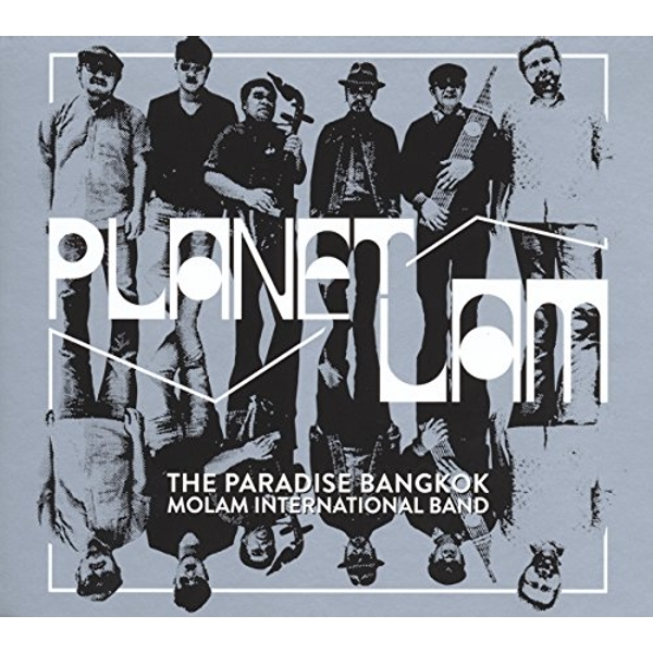 Paradise Bangkok Molam International Band - Planet Lam Vinyl