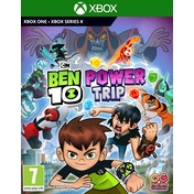 Ben 10 Power Trip Xbox One Game