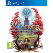 Yonder The Cloud Catcher Chronicles PS4 Game