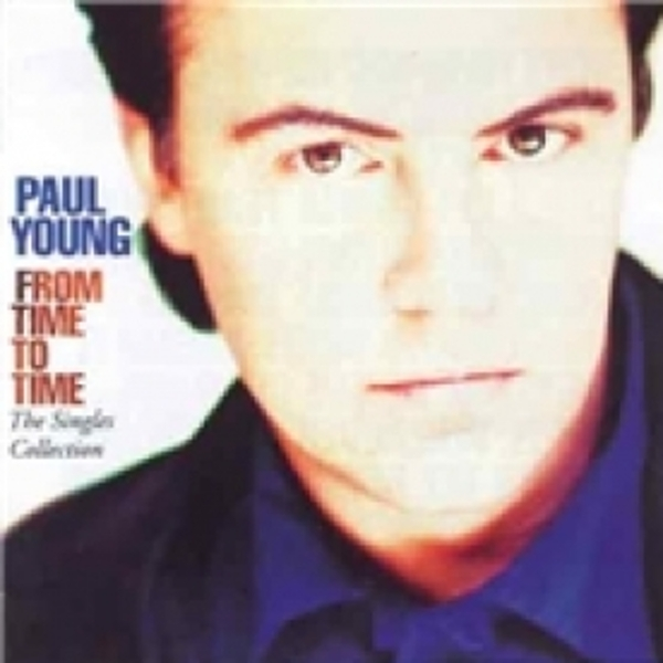 Paul Young From Time To Time The Singles Collection CD