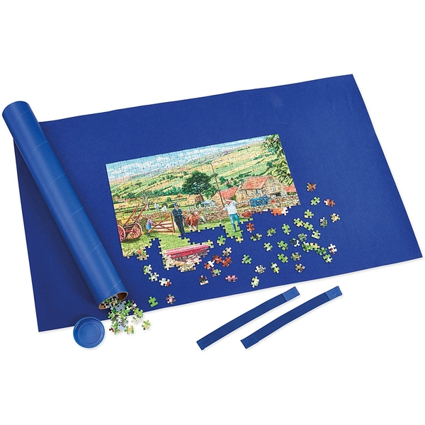 The Puzzle Roll - Jigsaw Puzzle Accessory [Damaged Packaging]