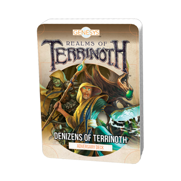 Denizens of Terrinoth Adversary Deck