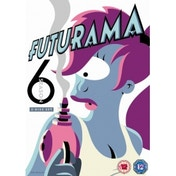 Futurama Season 6 DVD