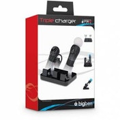 Big Ben Playstation Move & Headset Triple Charger PS3