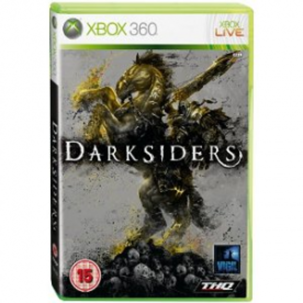 Darksiders Game Xbox 360