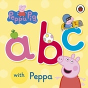Peppa Pig: ABC with Peppa by Penguin Books Ltd (Board book, 2014)