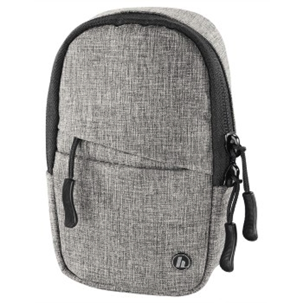 Hama Trinidad Camera Bag 80 m Grey Travel Bag 18 cm Grey