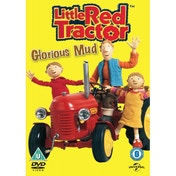 Little Red Tractor Glorious Mud DVD