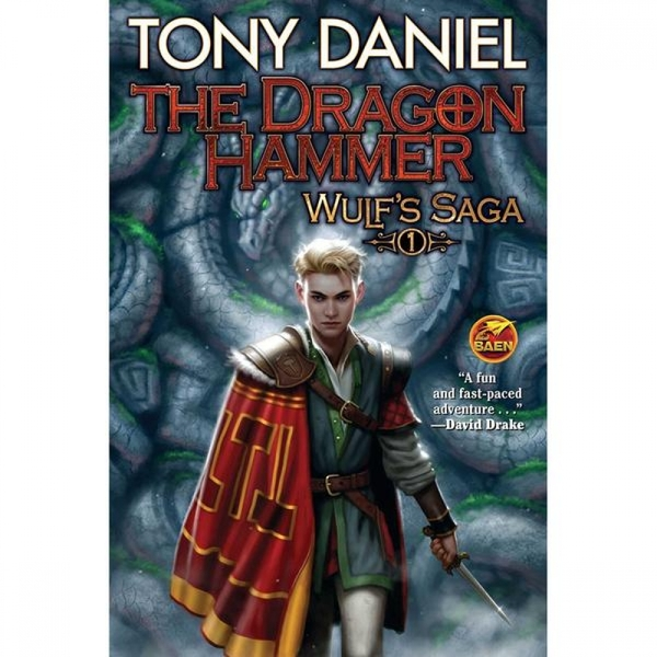 Wulf's Saga Book 1 The Dragon Hammer