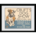 """Transport For London Crufts 12"""" x 16"""" Framed Collector Print - Image 2"""