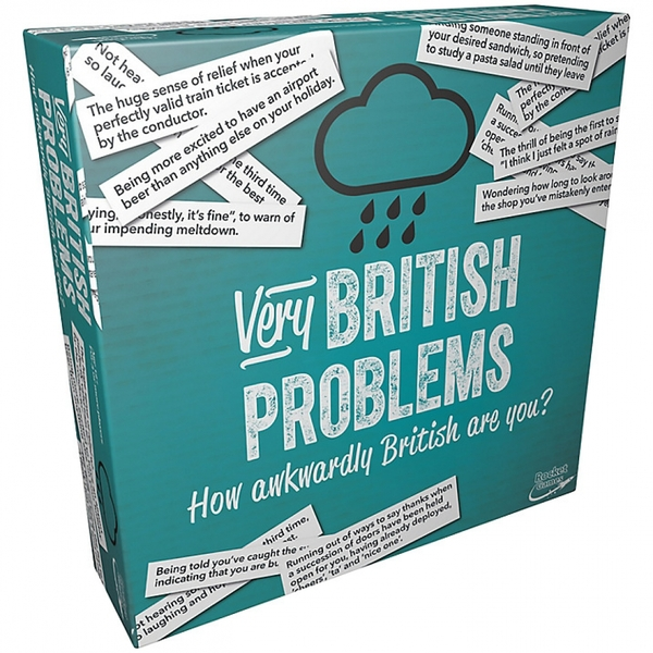 Very British Problems Board Game
