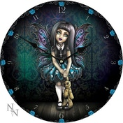Little Shadows Noire Clock