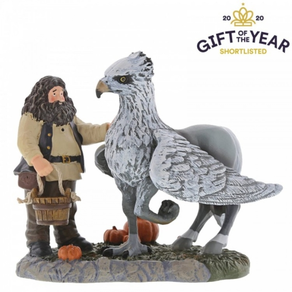 A Proud Hippogriff Indeed (Harry Potter) Figurine