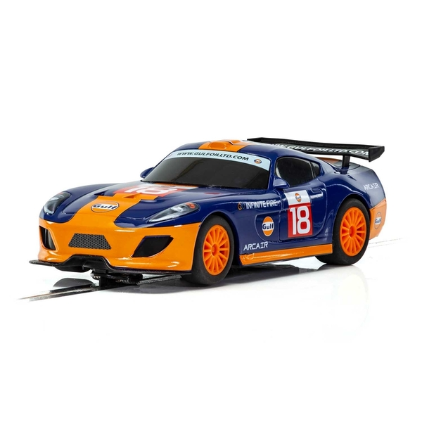 Team GT Gulf 1:32 Scalextric Car