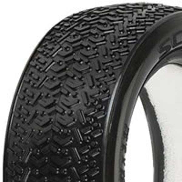 """Proline 'Scrubs"""" 2.2"""" M4 1/10 Off Road Buggy 4Wd Front"""