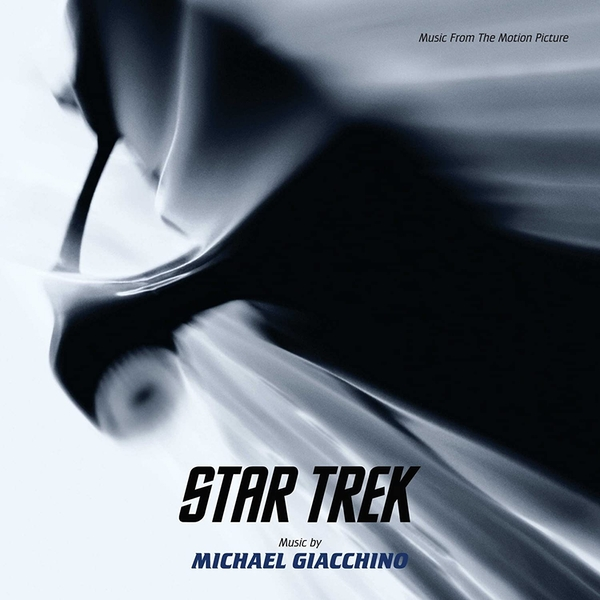 Michael Giacchino - Star Trek (Music From The Motion Picture) Vinyl