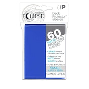 Ultra Pro PRO-Matte Eclipse Pacific Blue Small 60 Sleeves - 12 Packs