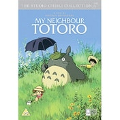 My Neighbour Totoro DVD