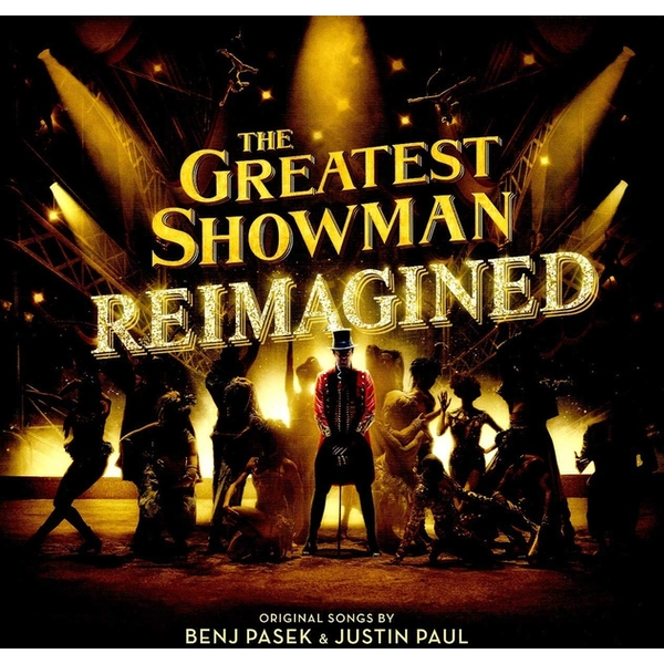 The Greatest Showman: Reimagined Vinyl