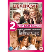 Life as We Know It/No Reservations (Double Pack) DVD