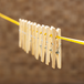 Bamboo Pegs - Pack of 100 | Pukkr - Image 2