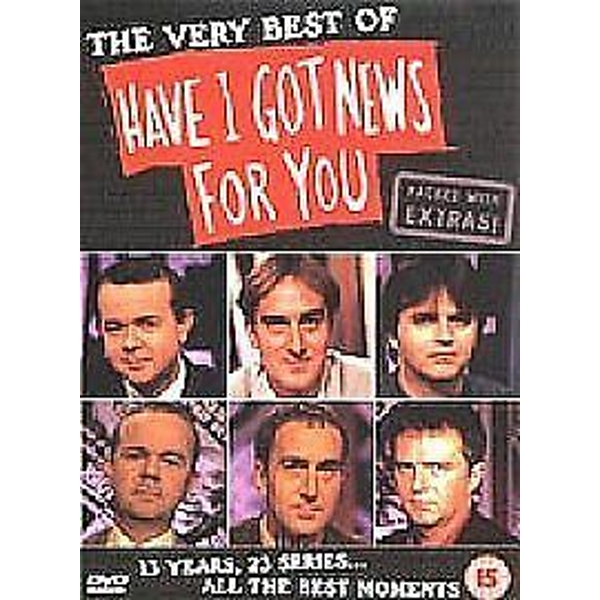 Have I Got News For You DVD