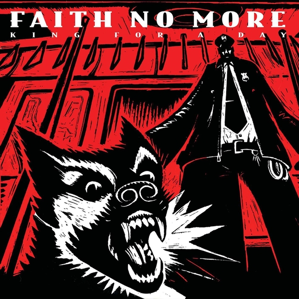 Faith No More - King For A Day... Fool For A Lifetime Vinyl