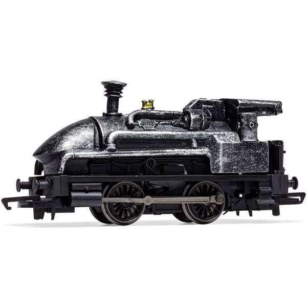 Bassett-Lowke Fearless Steampunk Steam Locomotive Model Train
