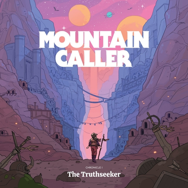 Mountain Caller – Chronicle I: The Truthseeker Vinyl