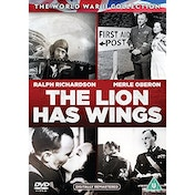 The Lion Has Wings DVD