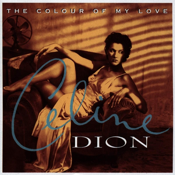 Celine Dion - The Colour Of My Love Vinyl