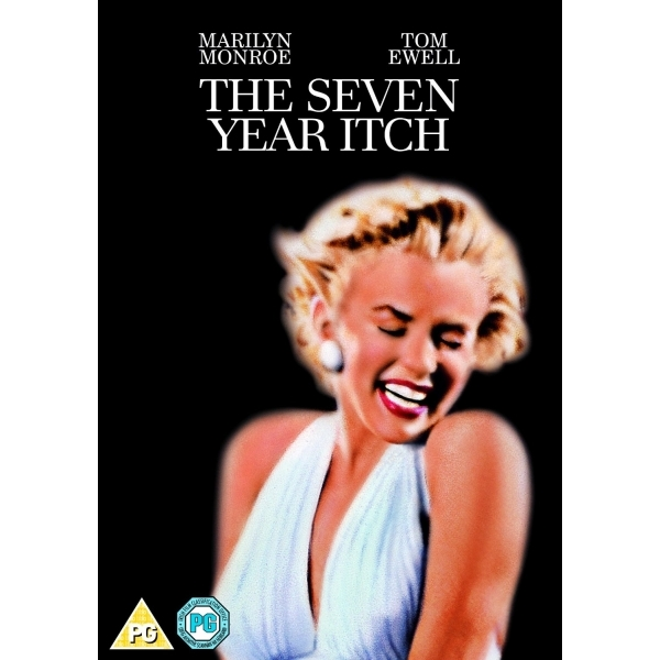 The Seven Year Itch DVD