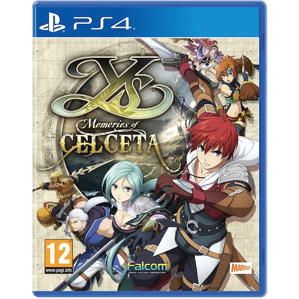Ys Memories of Celceta PS4 Game