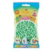Hama - 1000 Beads in Bag (Pastel Mint)