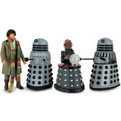 Doctor Who Destiny Of The Daleks Figurines