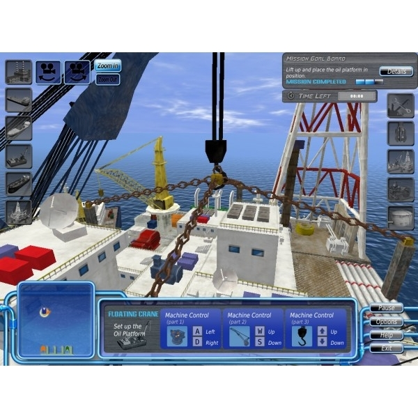 Oil Platform Simulator Game PC - Image 3