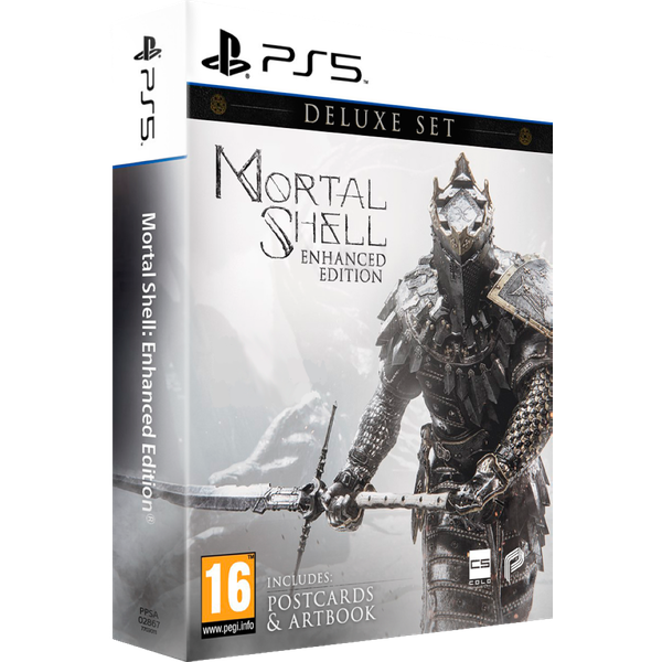 Mortal Shell Enhanced Edition Deluxe Set PS5 Game