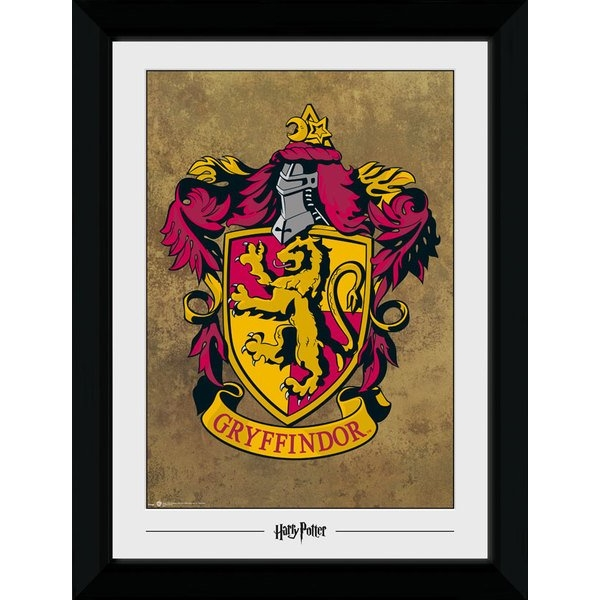 Harry Potter Gryffindor Collector Print