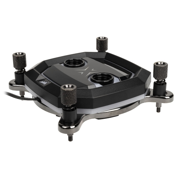 Corsair Hydro X Series XC5 RGB Black CPU Water Block for Intel 115x and 1200 (CX-9010011-WW)