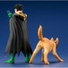Robin and Ace the Bat Hound ArtFX+ Statue - Image 2