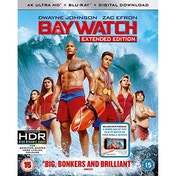 Baywatch 4K UHD Blu-ray